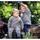 Engeli meriinovillast sviiter lastele