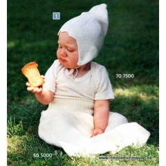 Engeli naturaalsiidist müts