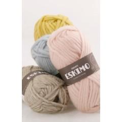 Drops Eskimo Unicolor -20% tellimisel