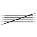 KnitPro Karbonz sukavardad 20 cm, 1.00-1.75mm